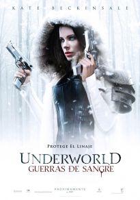 Cartel de la película Underworld: Guerras de sangre