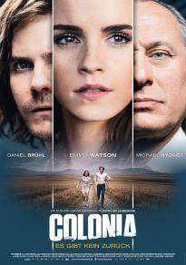 Cartel de la película Colonia