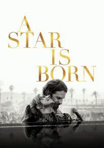 Cartel de la película Ha nacido una estrella