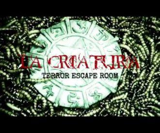 La Criatura Terror Escape Room