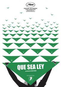 Cartel de la película La ola verde
