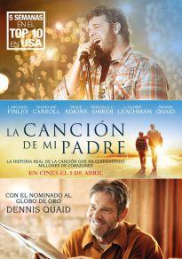 Cartel de la película La canción de mi padre