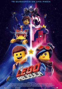Cartel de la película LA LEGO PELÍCULA 2