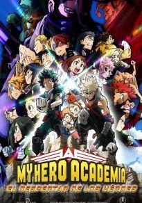 Cartel de la película My Hero Academia: El despertar de los héroes