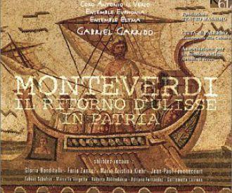 'Il ritorno d'Ulisse in patria' de Monteverdi
