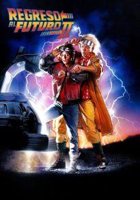 Cartel de la película Regreso al futuro II