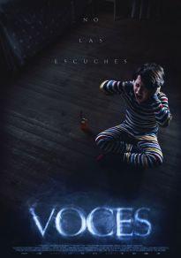 Cartel de la película Voces (Cine)