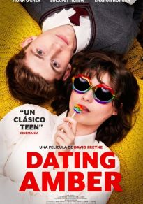 Cartel de la película Dating Amber