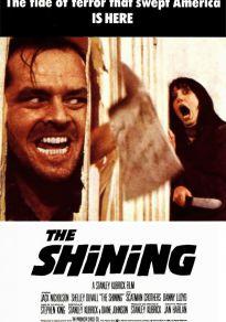 Cartel de la película El resplandor