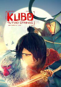 Cartel de la película Kubo y las dos cuerdas mágicas