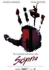 Cartel de la película Suspiria