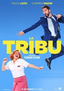 Cartel de la película La tribu