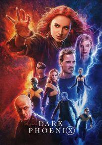 Cartel de la película X-Men: Fénix Oscura