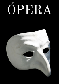 Cartel de la película La Favorita - Ópera (Cine)