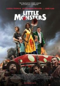 Cartel de la película Little Monsters