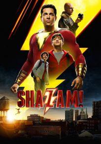 Cartel de la película ¡Shazam!