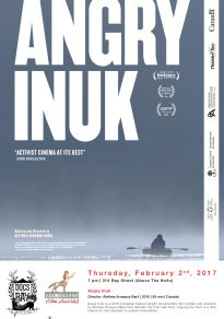 Cartel de la película Angry Inuk