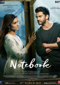 Cartel de la película Notebook (cine)