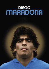 Cartel de la película DIEGO MARADONA