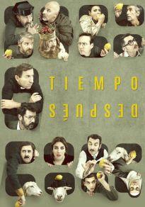 Cartel de la película Tiempo después