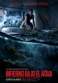Cartel de la película Infierno bajo el agua