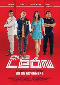 Cartel de la película Qué León (Una vaina loca)