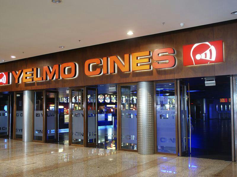 Cartelera del cine yelmo cines vinalopo petrer for Cines arenys precios