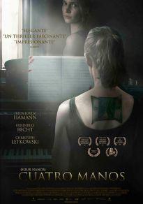 Cartel de la película Cuatro manos