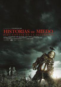 Cartel de la película Historias de miedo para contar en la oscuridad