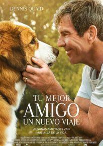 Cartel de la película Tu mejor amigo: un nuevo viaje