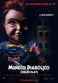 Cartel de la película Muñeco diabólico