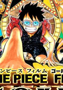 Cartel de la película One Piece Film Gold