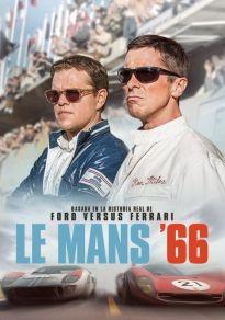 Cartel de la película Le Mans 66