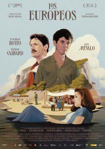 Cartel de la película Los europeos