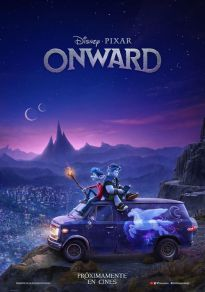 Cartel de la película Onward