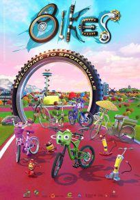 Cartel de la película Bikes