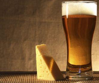 Cata de cervezas con maridaje de quesos