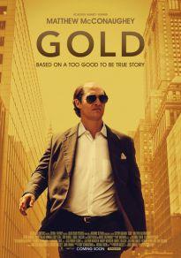 Cartel de la película Gold