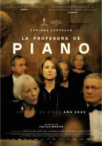 Cartel de la película La profesora de piano