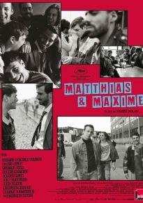 Cartel de la película Matthias & Maxime
