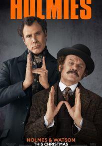 Cartel de la película Holmes & Watson