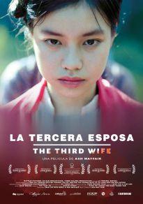 Cartel de la película La tercera esposa