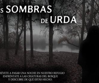 Cena de terror Las Sombras de Urda