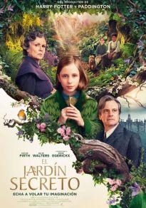 Cartel de la película El jardín secreto