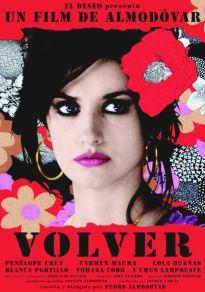 Cartel de la película Volver