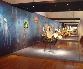 Exposición - Pabellón de la Navegación