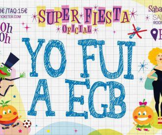 Yo fui a EGB