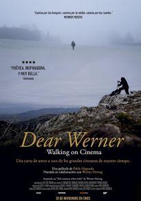 Cartel de la película Dear Werner (Walking on cinema)