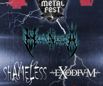 A New Metal Fest