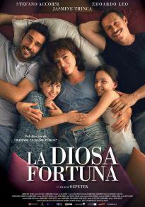 Cartel de la película La diosa fortuna